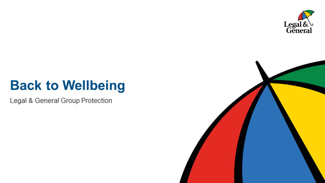 Back to Wellbeing - supporting SME's with workplace wellbeing