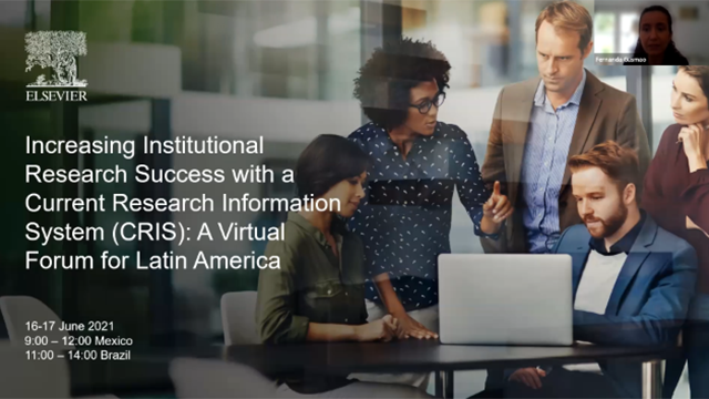 Increasing Institutional Research Success with CRIS – Day 1