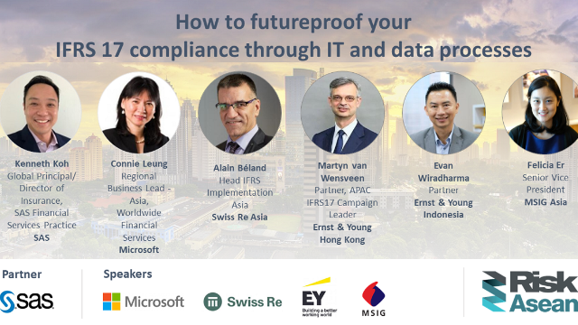 How to future proof your IFRS 17 compliance through IT and data processes