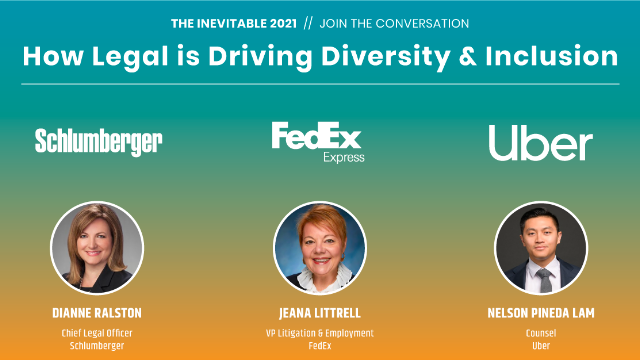 How Legal is Driving Diversity & Inclusion
