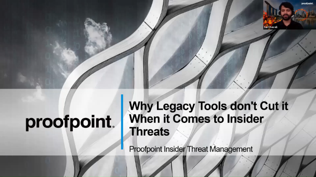 Why Legacy Security Tools Won't Cut It with Insider Threats