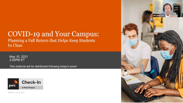 COVID-19 and Your Campus: Planning for a Fall Return | Check-In, a PwC Product