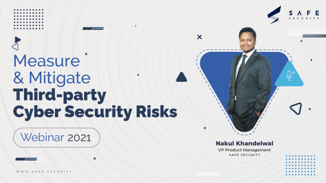 Measure and Mitigate Third-party Cyber Security Risks