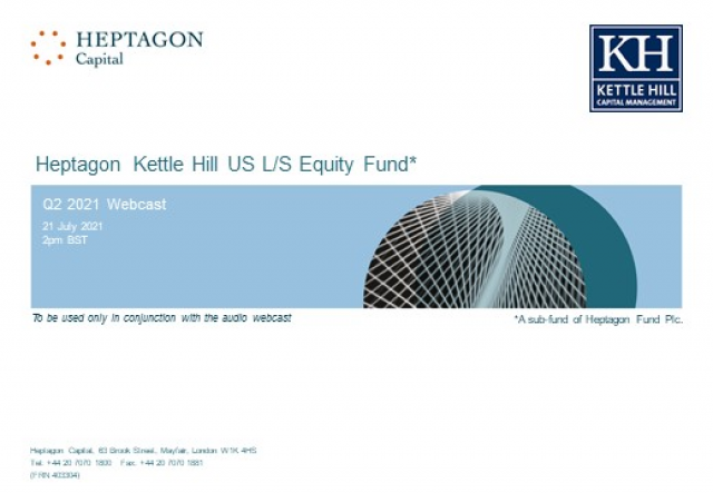 Kettle Hill US L/S Equity Fund Q2 2021 Webcast