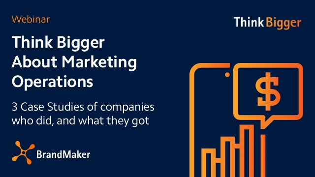 Think Bigger about Marketing Operations: 3 Case Studies