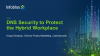 Why top companies rely on DNS security to protect their hybrid workplace