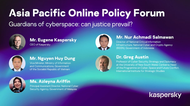 Asia Pacific Online Policy Forum 2 - Part 2