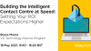 Building the Intelligent Contact Centre at Speed