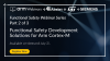 Functional Safety Development Solutions for Arm Cortex-M