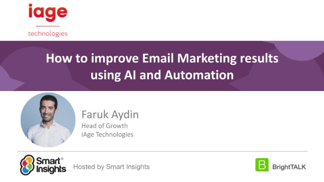 How to improve email marketing results using AI and automation
