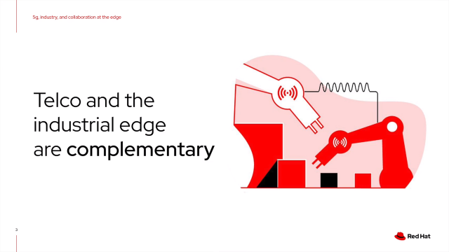 Delivering the edge of the network in industrial environments