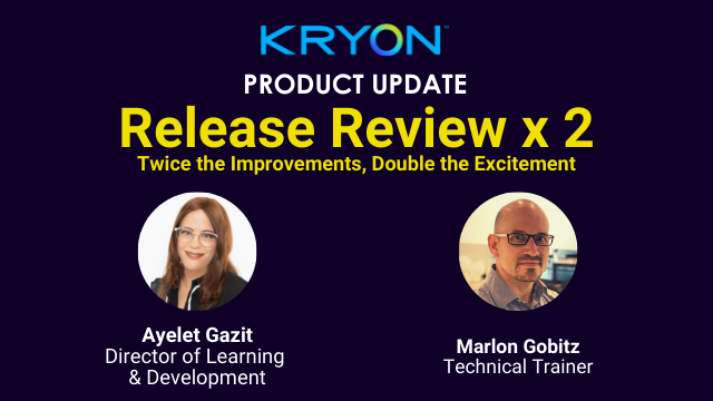 Release Review x 2: Twice the Improvements, Double the Excitement