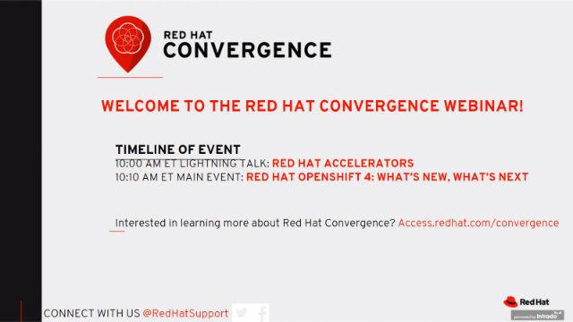What's new and what's next in Red Hat OpenShift 4.6