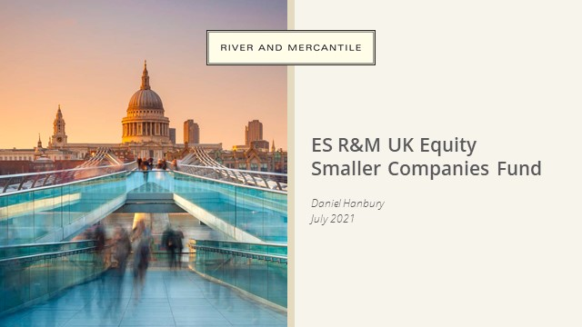 River and Mercantile update - UK Smaller Companies