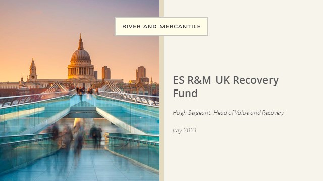 River and Mercantile - UK Recovery