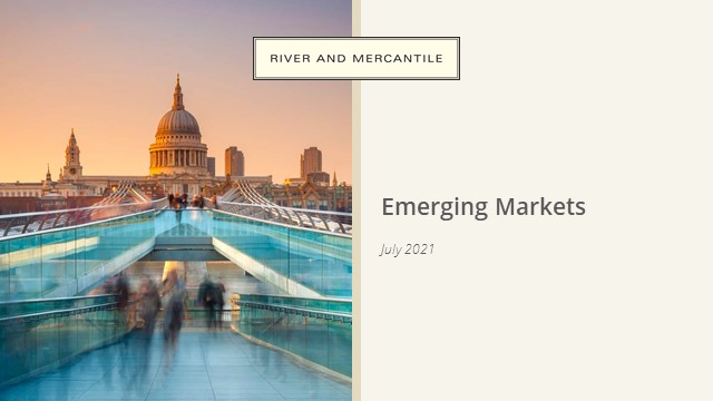 River and Mercantile update - Emerging Markets