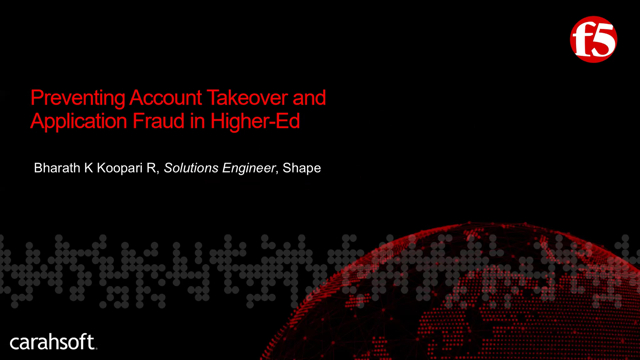 Preventing Account Takeover and Application Fraud in Higher-Ed
