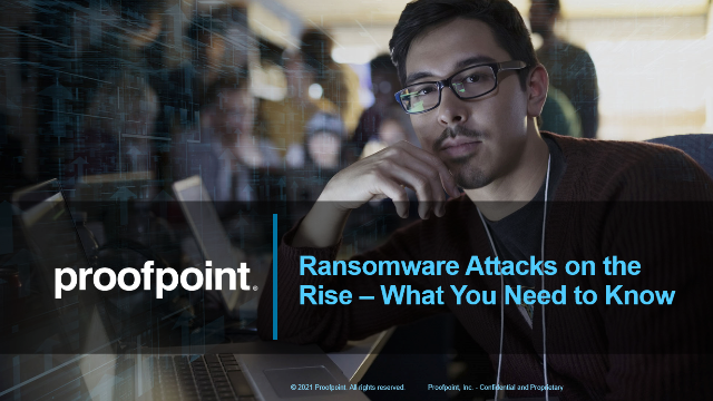 Ransomware Attacks on the Rise - What You Need to Know