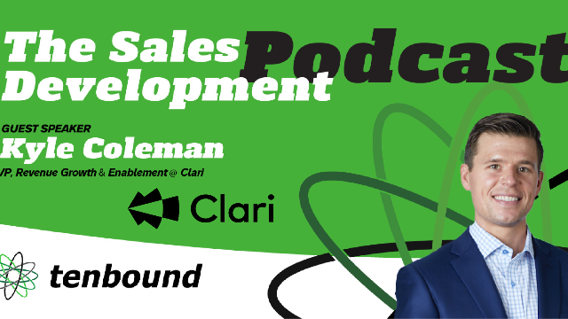Kyle Coleman - How Focusing on Revenue Aligns your Go-to-Market Strategy