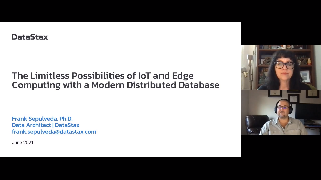 The Limitless Possibilities of IoT and Edge Computing with DataStax Astra