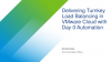 Delivering Turnkey Load Balancing in VMware Cloud with Day 0 Automation