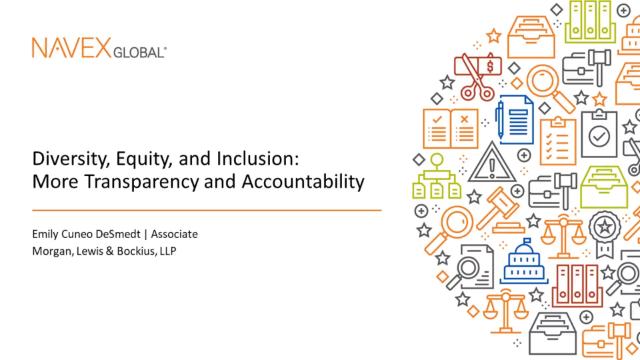 Diversity, Equity, and Inclusion: More Transparency and Accountability
