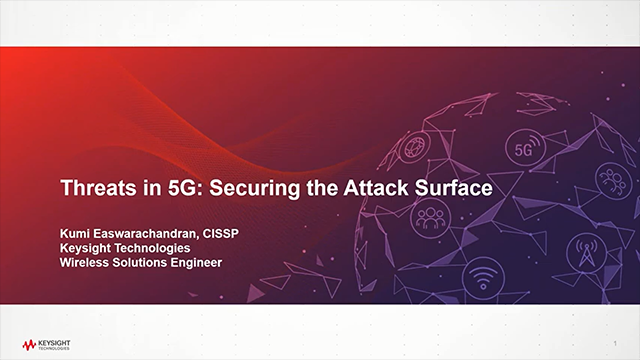 Threats in 5G:  Securing the Attack Surface