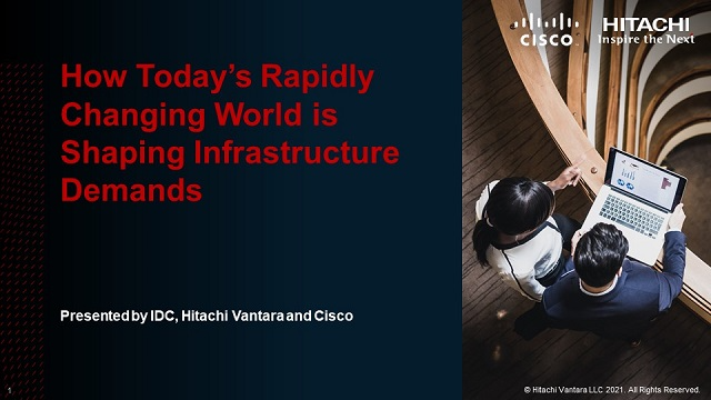 How Today's Rapidly Changing World is Shaping Infrastructure Demands