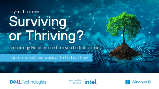 Surviving or Thriving - Technology Rotation can help you be future ready