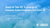 Ready for Take-Off: An Outlook for European Airline Companies Post-Covid-19