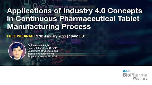 Applications of industry 4.0 concepts in continuous pharmaceutical tablet...