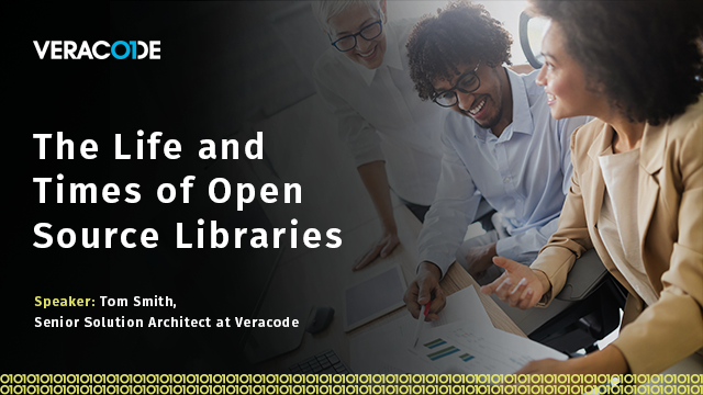 The Life and Times of Open Source Libraries
