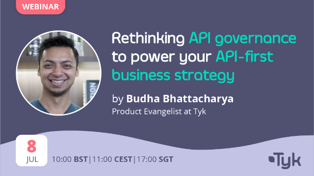 Rethinking API governance to power your API-first business strategy