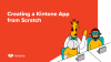 Creating a Kintone App from Scratch