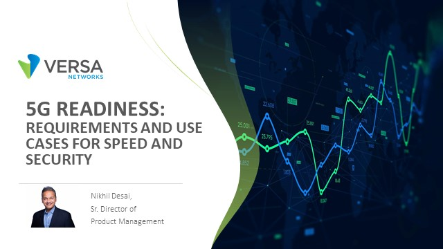 5G Readiness: Requirements and Use Cases for Speed and Security