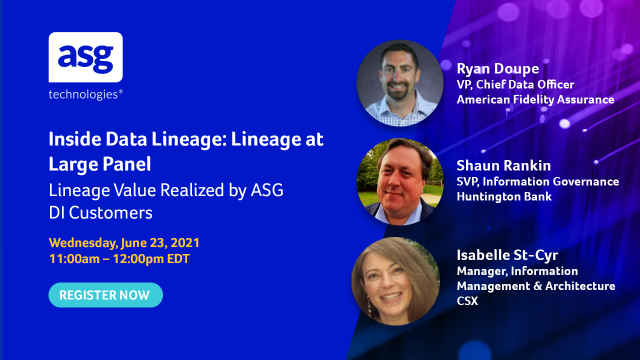 Inside Data Lineage: Lineage at Large Customer Panel
