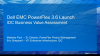PowerFlex 3.6 Launch and IDC Business Value Overview
