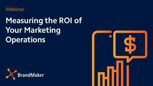 Measuring the ROI of Your Marketing Operations