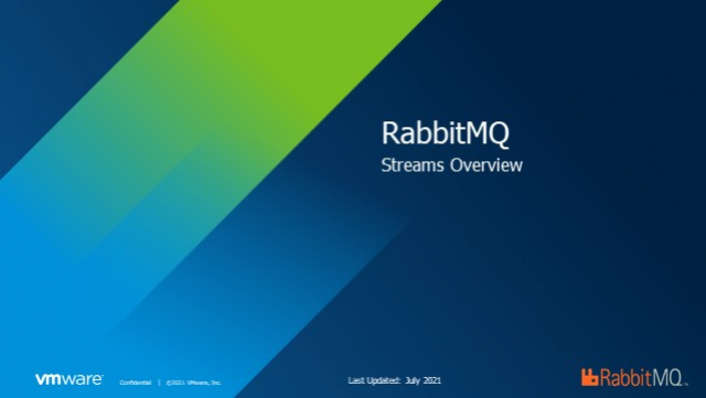 RabbitMQ Streams: Best of Streaming & Messaging in an Easily Scalable Service