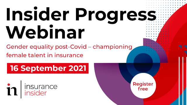Gender equality post-Covid – championing female talent in insurance