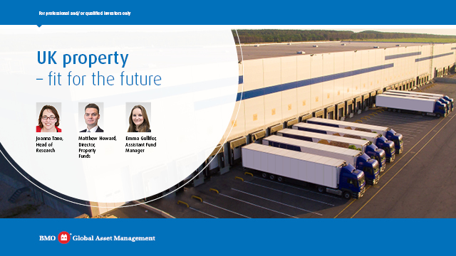UK property - fit for the future