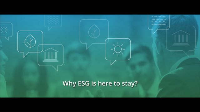 Morningstar ESG Conclave - Session 2 - Why ESG is here to stay