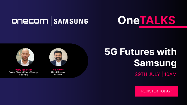 5G Futures with Samsung
