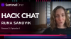 Hack Chat S2E4 Runa Sandvik | Passion for Privacy & Threat Intelligence