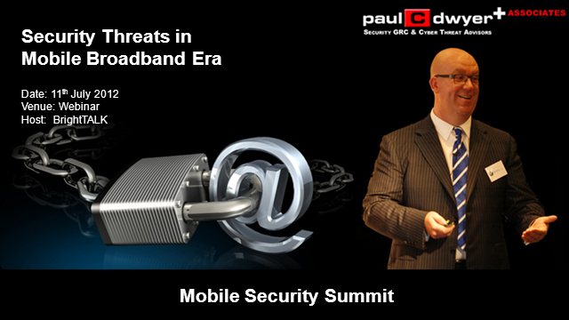 New Security Threats in the Broadband Era