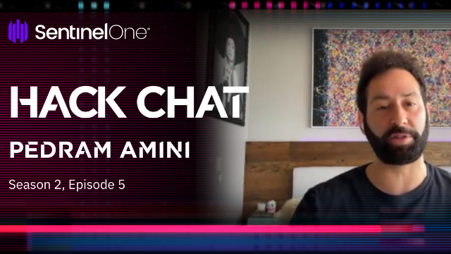 Hack Chat S2E5 Pedram Amini | Master at Fuzzing and Bootstrapping Companies
