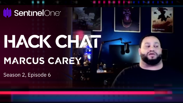 Hack Chat S2E6 Marcus Carey | Keeping it 100