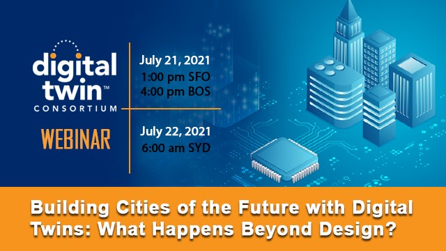 Building Cities of the Future with Digital Twins: What Happens Beyond Design?