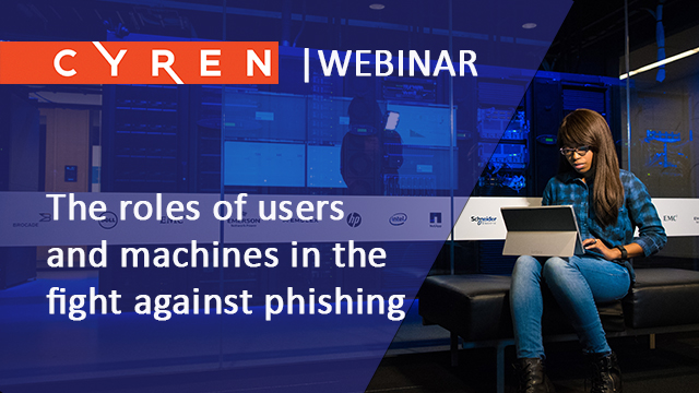 The roles of users and machines in the fight against phishing