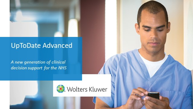Can new clinical decision support empower the evolving NHS workforce?